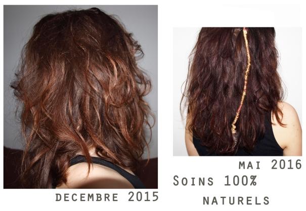 evolution cheveux soins naturelsjpg - Coloration Cheveux Vgtale
